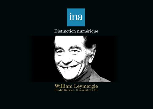 LIna célèbre William Leymergie en lui remettant une Distinction Numérique.jpg